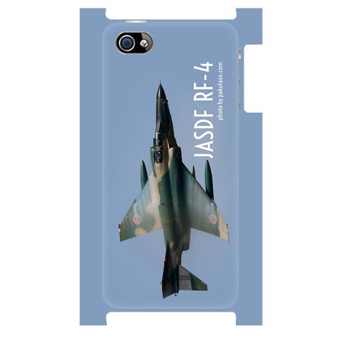 写真-自衛隊RF-4